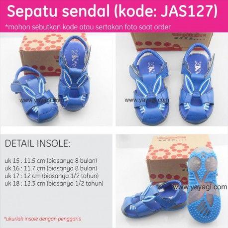 Pin Oleh Yayagi Store Di Sepatu Sepatu Sepatu Anak Sandal