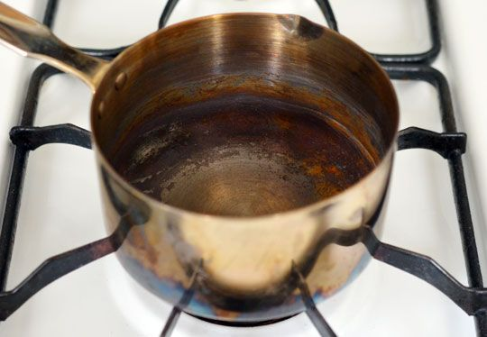 Boiled Dry Can This Pot Be Saved Stainless Steel Pans Stainless Steel Pot Cleaning Pans