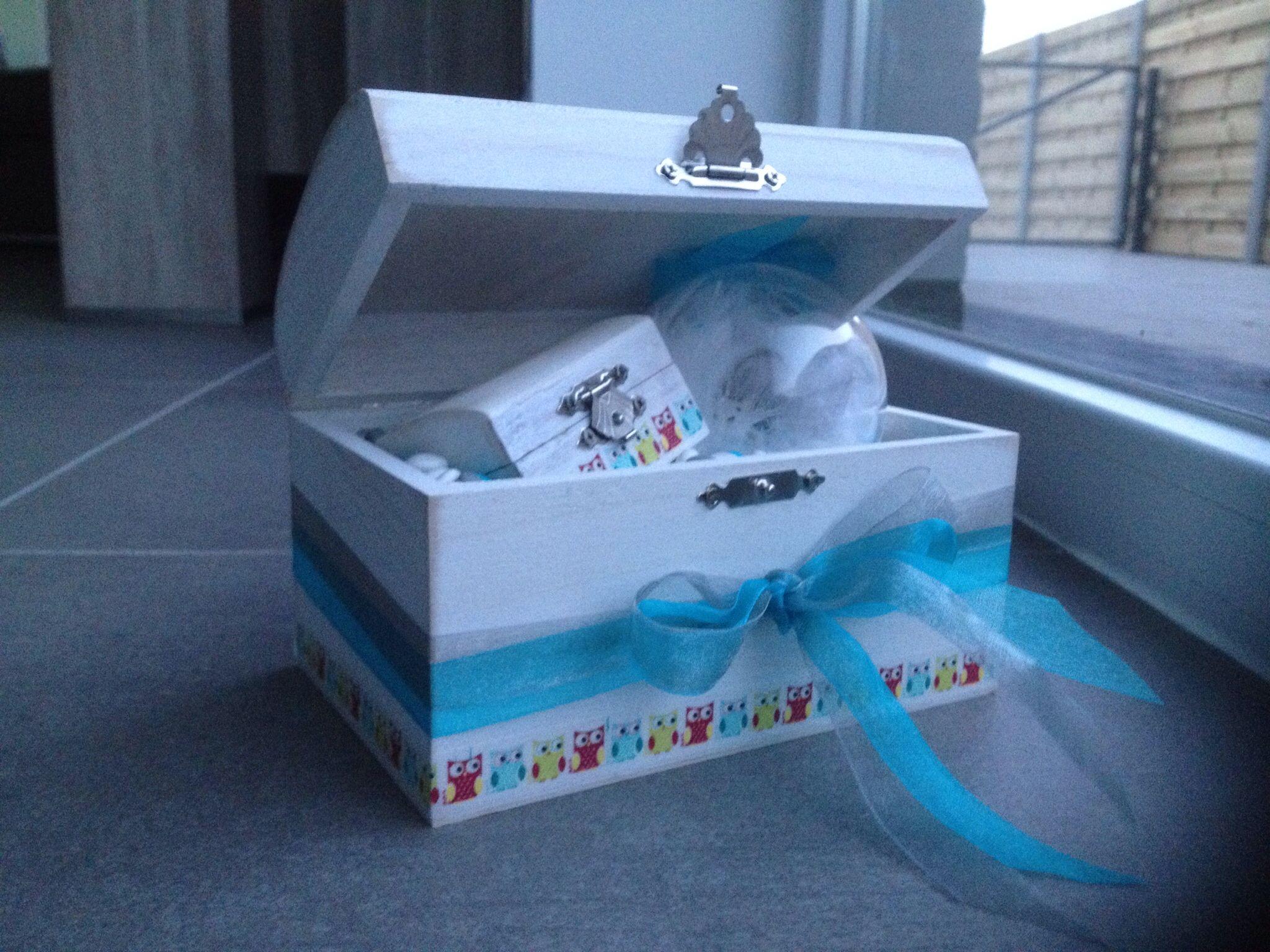 Box meter  Geboorte