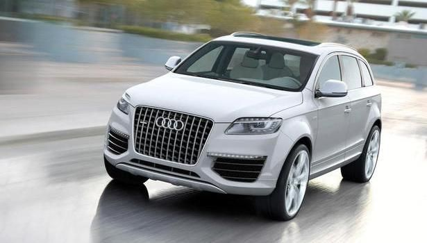 Audi Q Appeared In As A Luxury CrossoverIt Is A Great - Audi car 2015 price