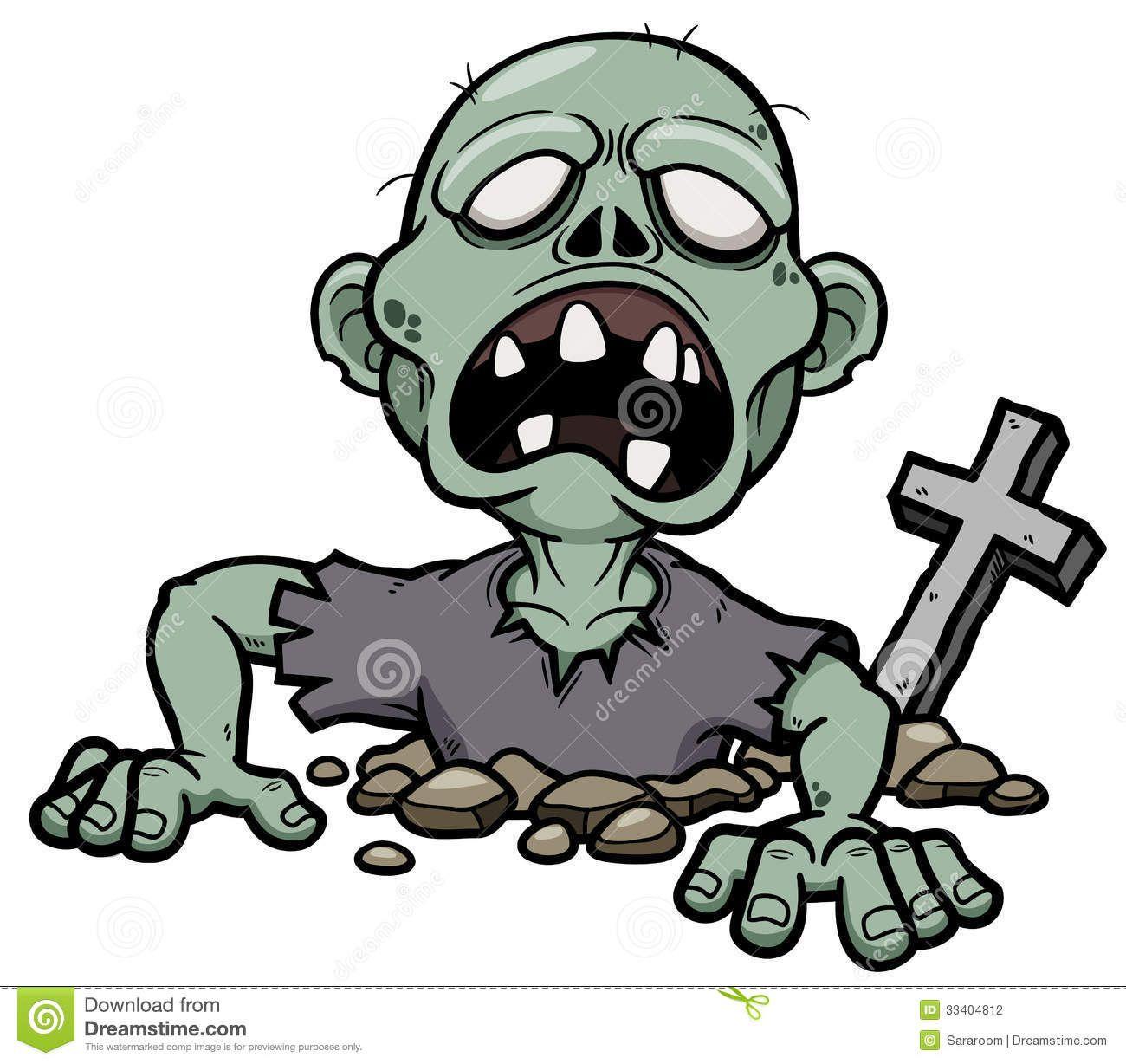 Cartoon Zombie Vector Illustration 33404812 Jpg 1300 1228 Zombie Cartoon Zombie Drawings Zombie Illustration