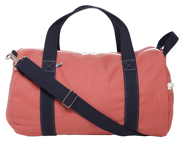 """""""Ever wonder what happened to those classic, rugged gym bags that always seemed to be everywhere back in the day? Heavy canvas and beefy zippers. Plain shoulder strap and stitched wrap-around handles for hauling gear to practice and beer to the game. Look no further, Hudson Sutler has you covered. these guys make the best basic bags you're going to find anywhere.""""  2015 OTC Holiday Gift Guide…"""