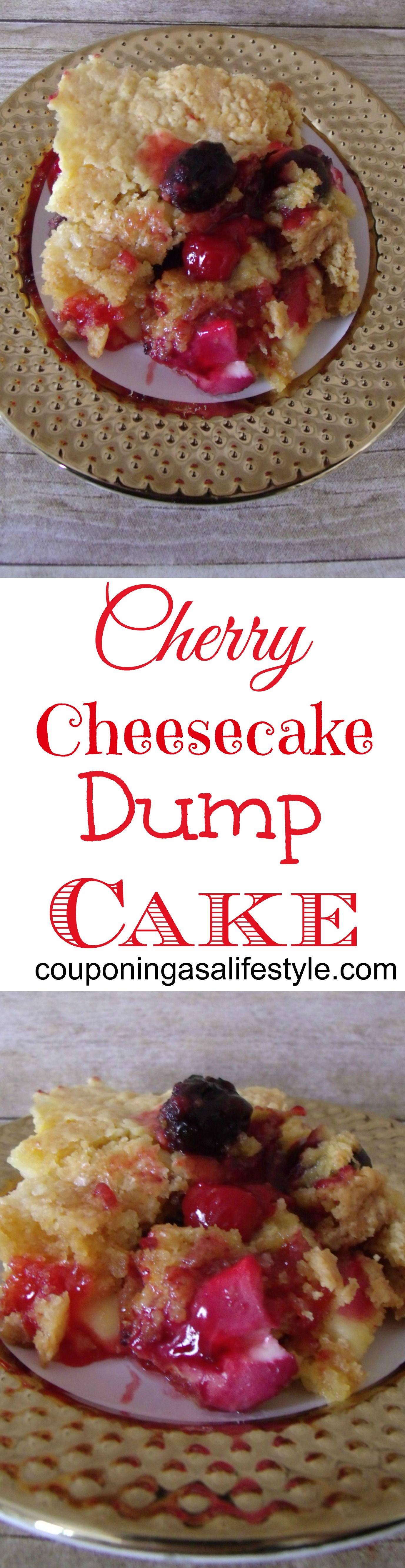 Cake Mix Dump Cake Recipes