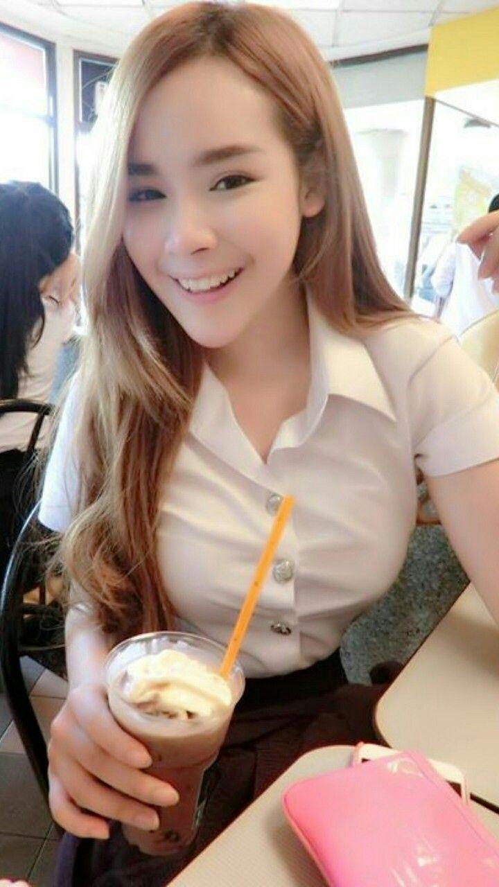 Süße thailändische Frauen
