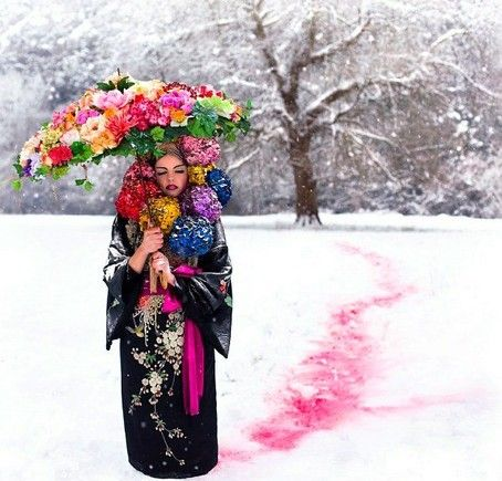 "Imagens fantásticas e surrealistas do fotografo Kirsty Mitchell (Série ""Wonderland"" )kirt4.jpg"
