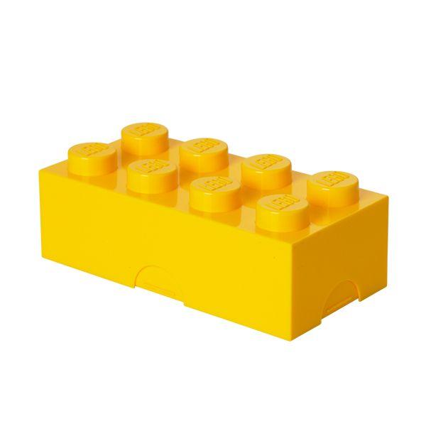 Lego iso eväsrasia keltainen 11,90