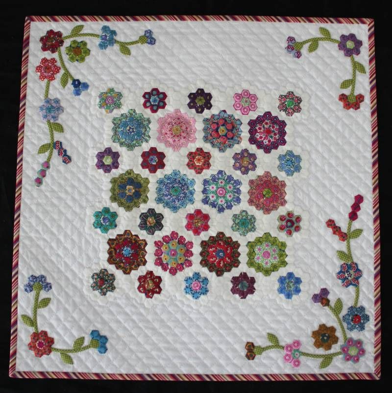 Delicieux Queensland Quilters. Garden Of Liberty By Joanne Johnson