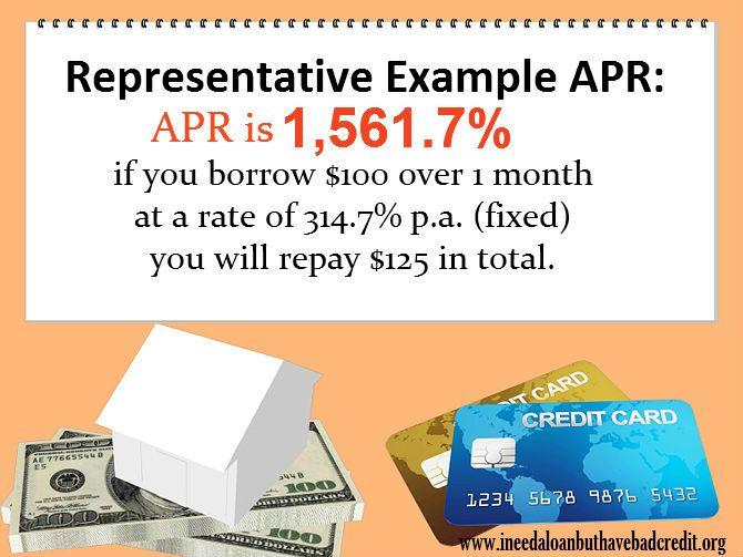 Ways to borrow money fast with bad credit