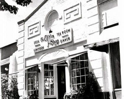 The Tiffen Shop Restaurant On Franklin Ave Now Scottrade