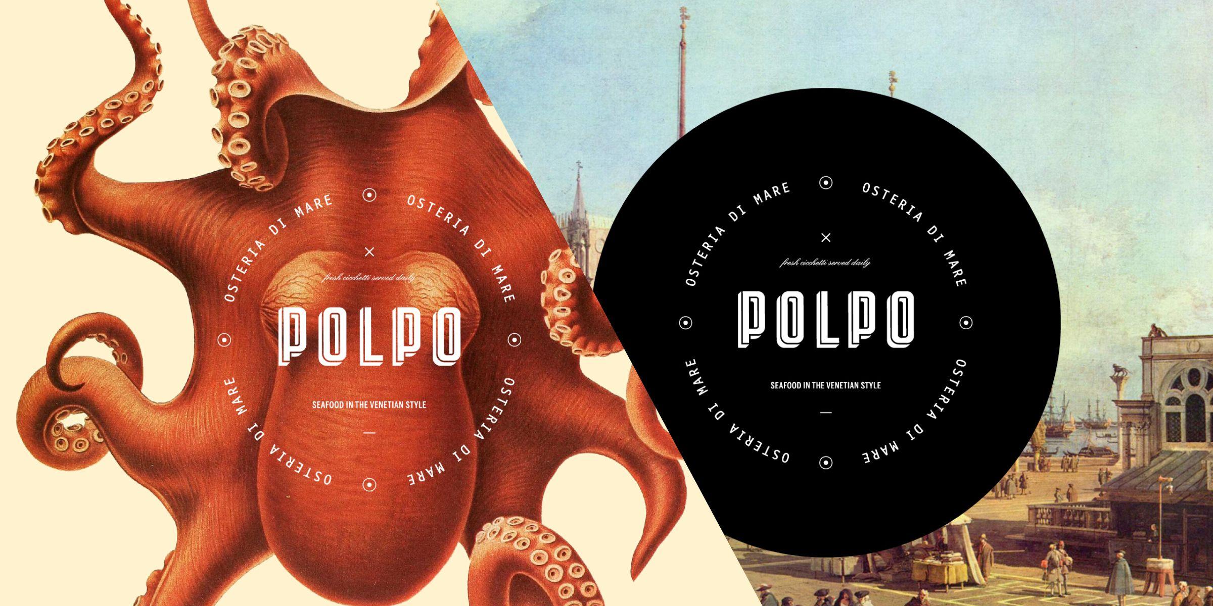 Concept: Polpo Restaurant