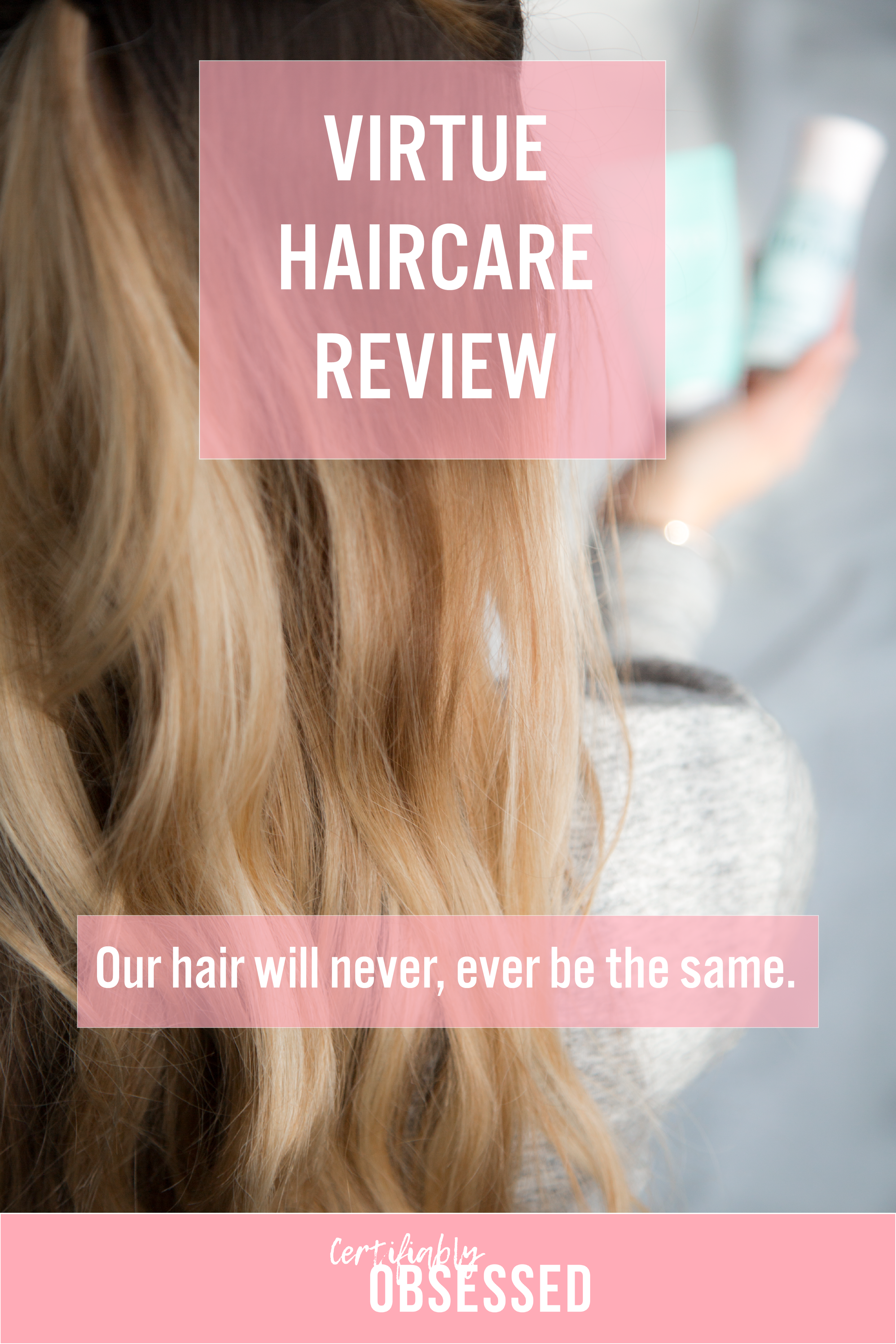 Virtue Labs Shampoo Review And Giveaway Shampoo Reviews And Hair Style