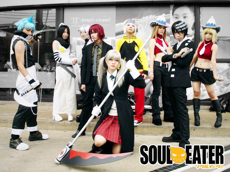 Wonderful Soul Eater Cosplay Soul eater cosplay, Soul