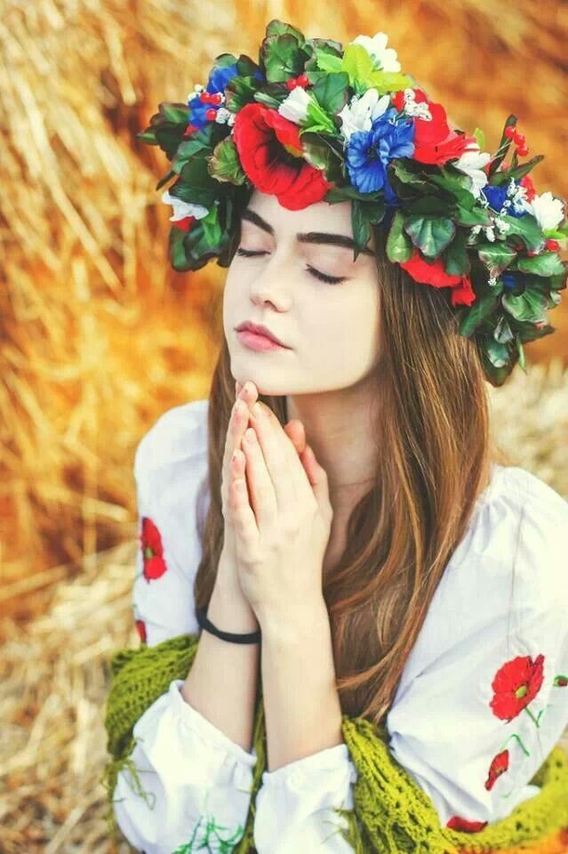 Pray for Ukraine. ( The country needs to retain its own culture and establish a non-corrupt government. It does NOT need Western, US or EU influences.
