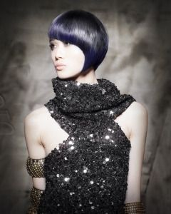 Wella Professionals Announces 2014 North America Trend Vision Competition U.S. Finalists - Shirley Gordon    Strands Hair Studio