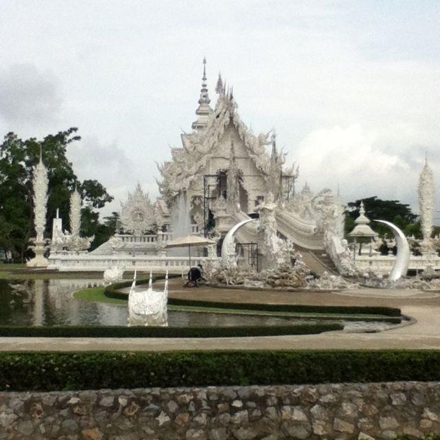 wat rong khun , Chiang rai #thailand