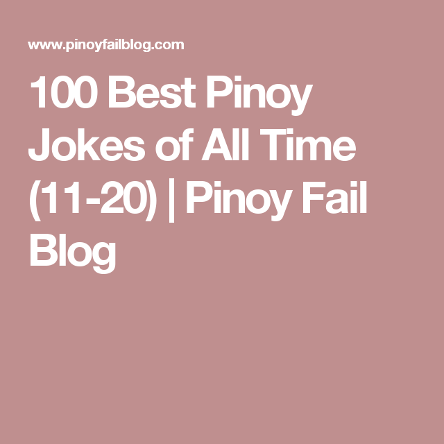 Pinoy funny pictures blog