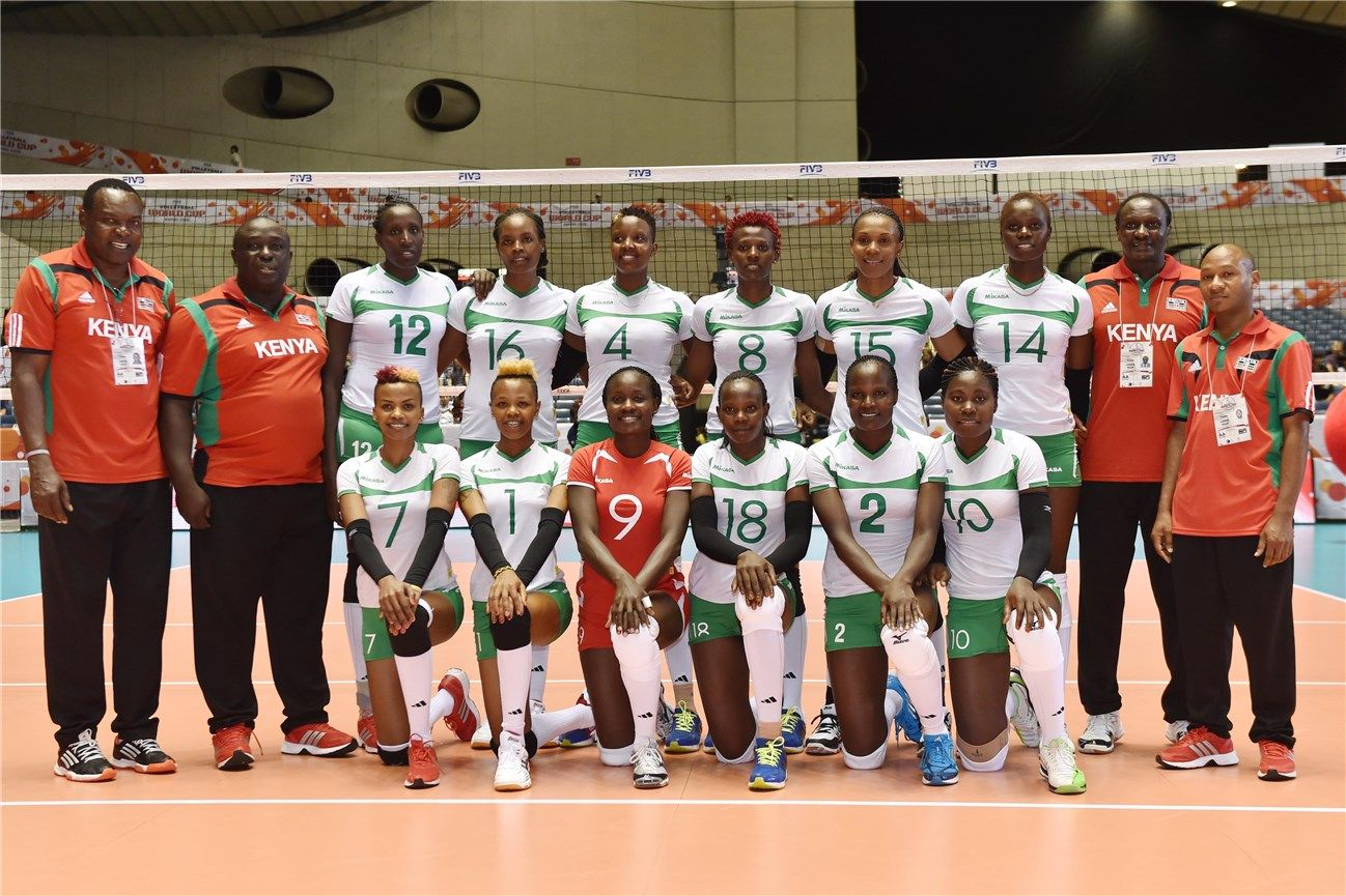 Pin By Imotteri On Volleyball History Volleyball History Kenya Women S World Cup