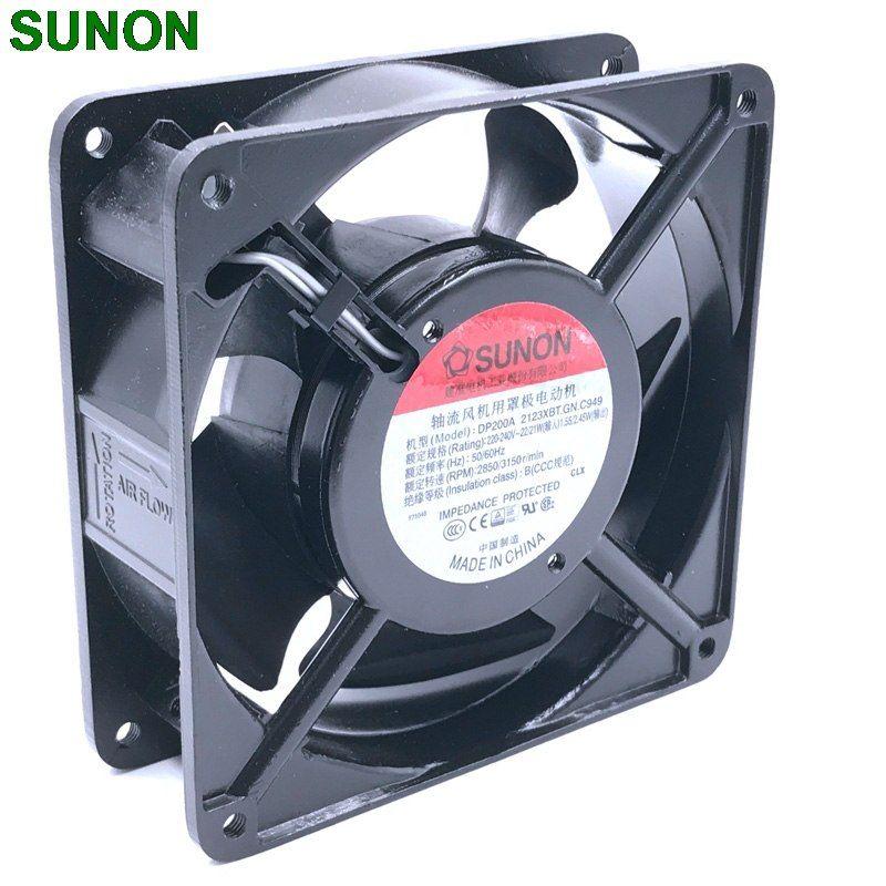 Original Blower Sunon Dp200a 2123xbt Gn 12cm 120 120 38mm 12038
