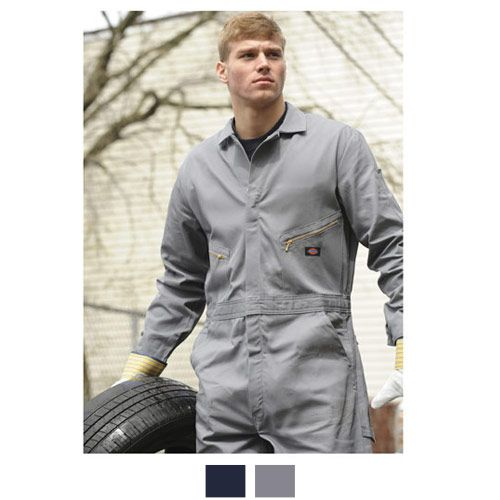 dickies men s deluxe cotton coveralls 48700 mens on best insulated coveralls for men id=16567
