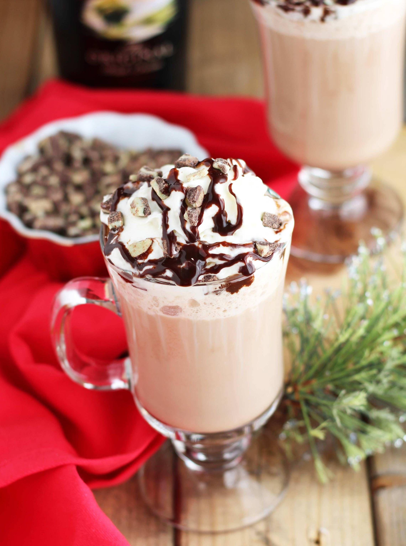 baileys hot chocolate stirrers recipe