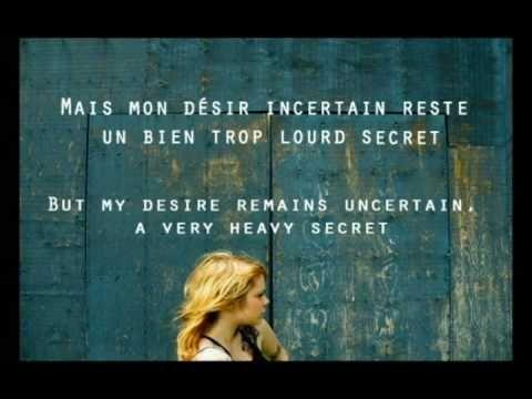 Adieu – Coeur de Pirate / French lyrics and English ...
