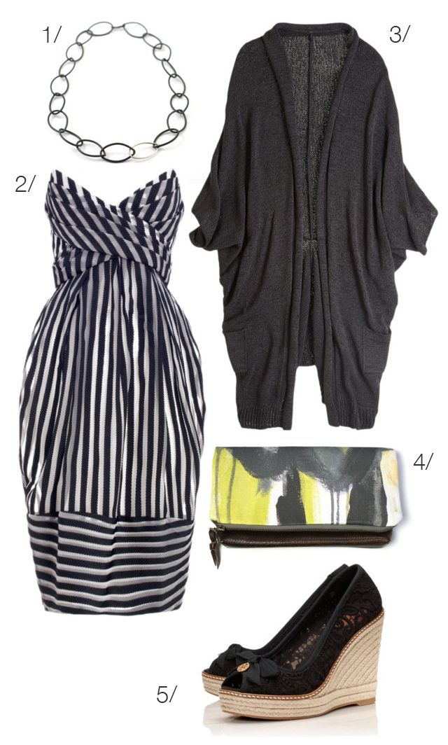 fb77cb72ca04 Casual Attire. pinstripe dress perfect for a wedding or date night    via megan  auman