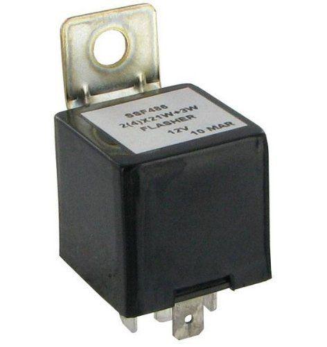 CENTRALE CLIGNOTANTE 12V- 2(4) 21W + 3W Centrale clignotante 12 V 4 - lampe exterieure allumage automatique