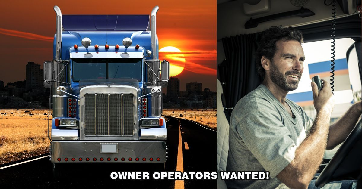 Are you a Flatbed OwnerOperator looking for steady work