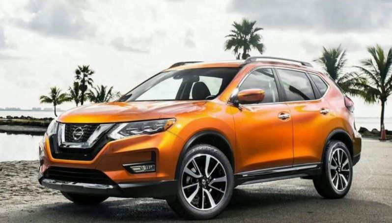 Best images of New Nissan Rogue Sport 2019. Nissan rogue