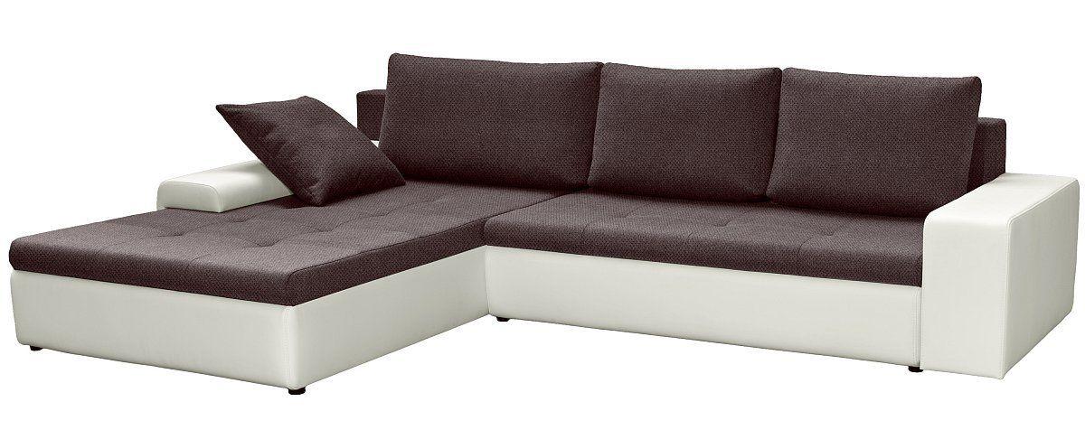 Grosses Designer Ecksofa Porto Eckcouch Sofa Mit