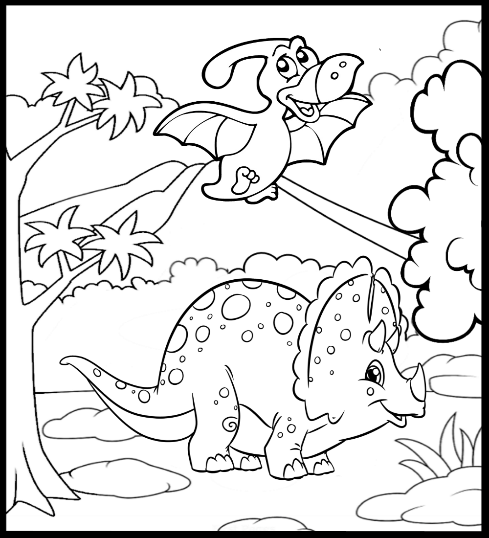 Dinosaur Coloring Book Coloring Books Dinosaur Coloring Dinosaur Activities
