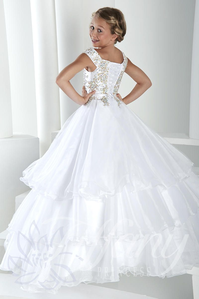 Glitz pageant dresses for rent - Tiffany Pageant Dresses For Girls Style 13406