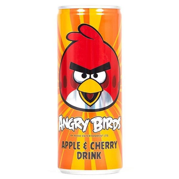 Angry Bird Apfel Cherry | Trendgetränke | Pinterest | Angry birds ...