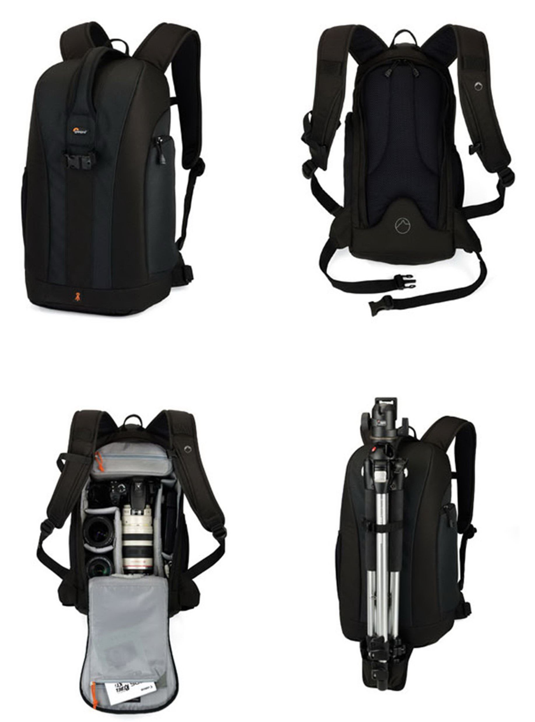 Lowepro Flipside 300 Marca Tradicional Para Transporte De Equipamento Fotogrfico