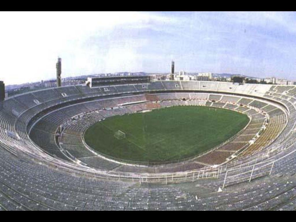 Antiguo Estádio da Luz- Benfica