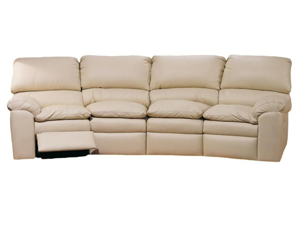 Omnia Living Room Catera Four Seat Recliner Sofa Cat700 38   The Village  Shoppe