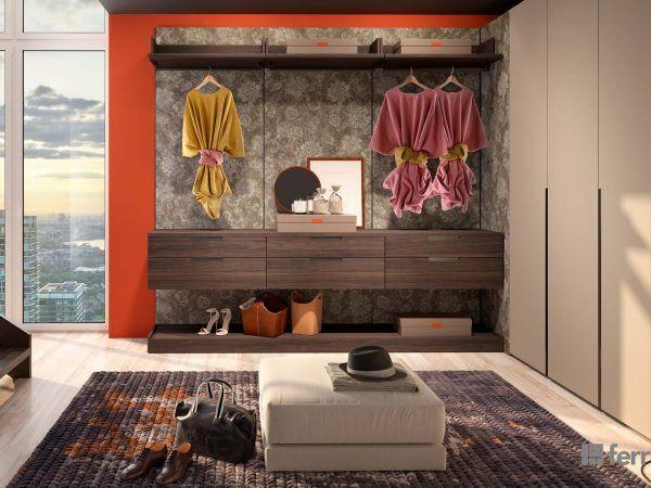 Home nel 2020 | Idee per decorare la casa, Armadi su ...