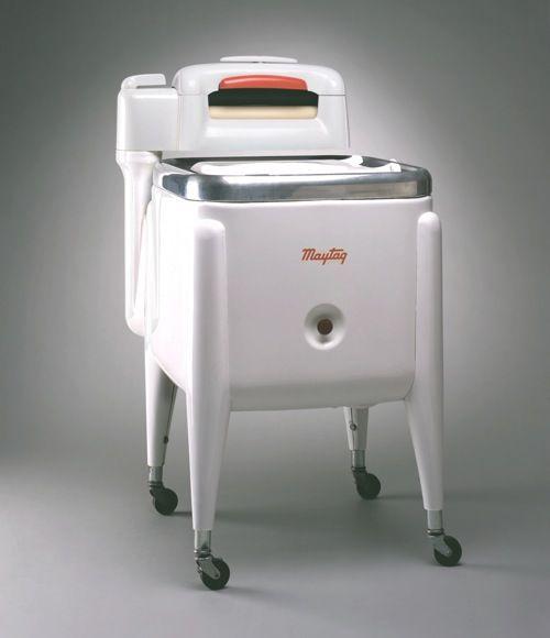 Harold Van Doren Washer Model E 1939 The Maytag Co Usa Vintage Washing Machine Vintage Appliances Vintage Laundry