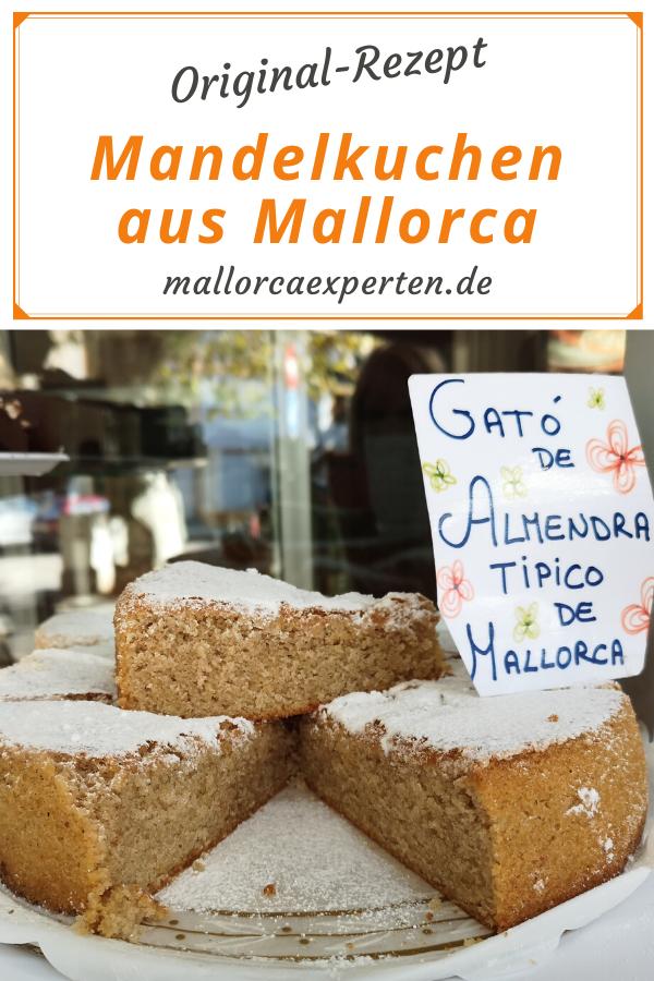 Rezept: Mandelkuchen aus Mallorca: Einfach & Lecker!
