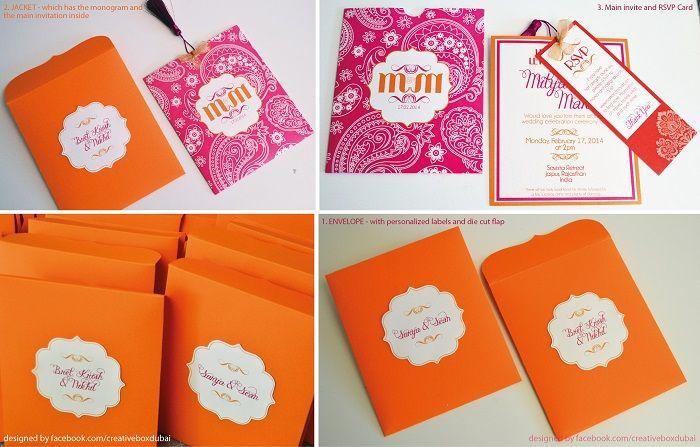 INTERVIEW: Get to know the wedding Pro | Creative Box-Wedding Stationery Dubai