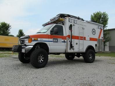 Ujointoffroad Shtf Vehicle Expedition Truck Van