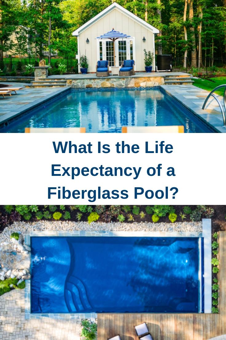 What Is The Life Expectancy Of A Fiberglass Pool Fiberglass Pools Swimming Pools Inground Luxury Pools Backyard
