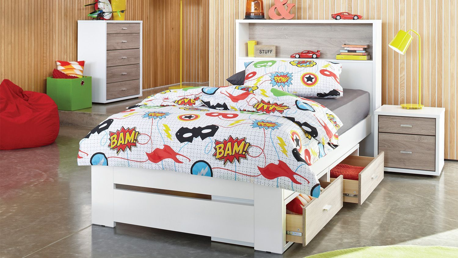 How To Create A Playful Yet Practical Paradise For Your Little One