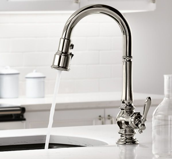 This Is What I Have In My Kitchen Kohler Artifacts Collection Kohler Kitchen Faucet Kitchen Faucets Pull Down Farmhouse Faucet