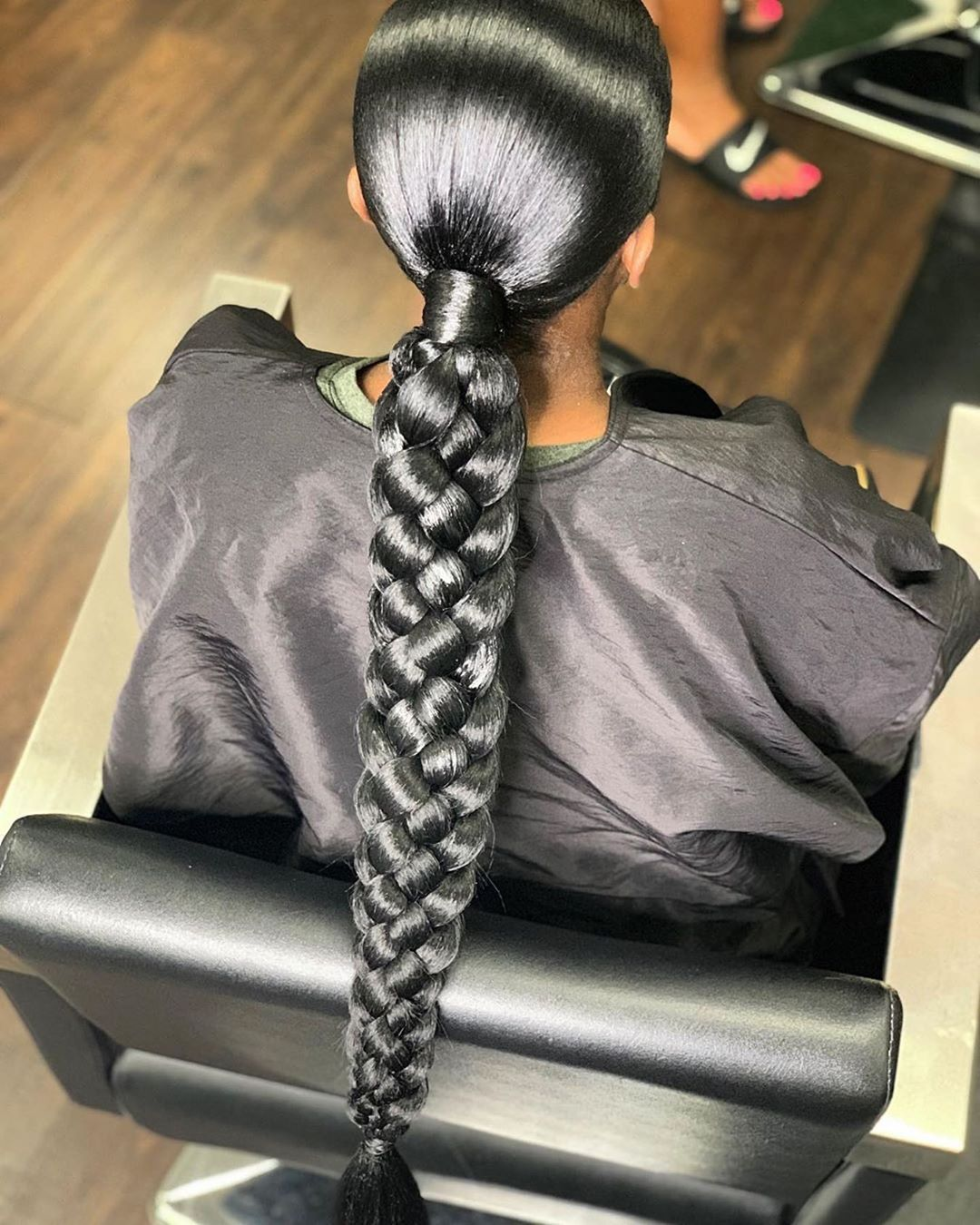 Divine Capelli On Instagram Now This Is A Ponytail Follow Stylist Keystylis Black Ponytail Hairstyles Hair Ponytail Styles Weave Ponytail Hairstyles