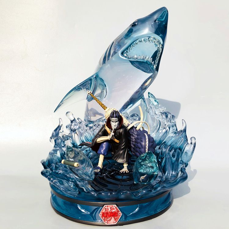 Hoshigaki Kisame NARUTO ナルト 3D Printing Model Stl 3d