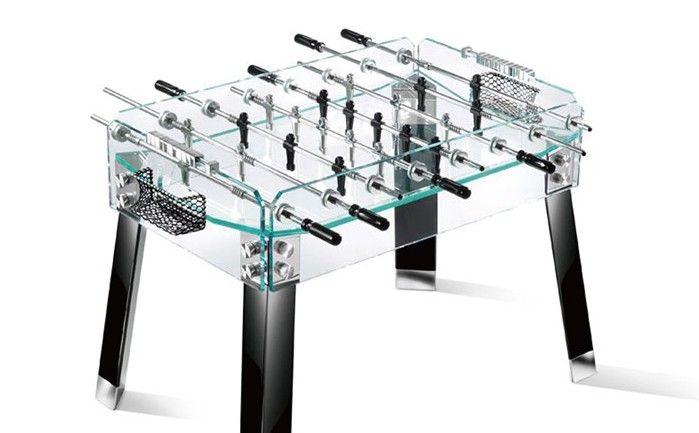 Krystall Foosball Coffee Table Foosball Coffee Tables