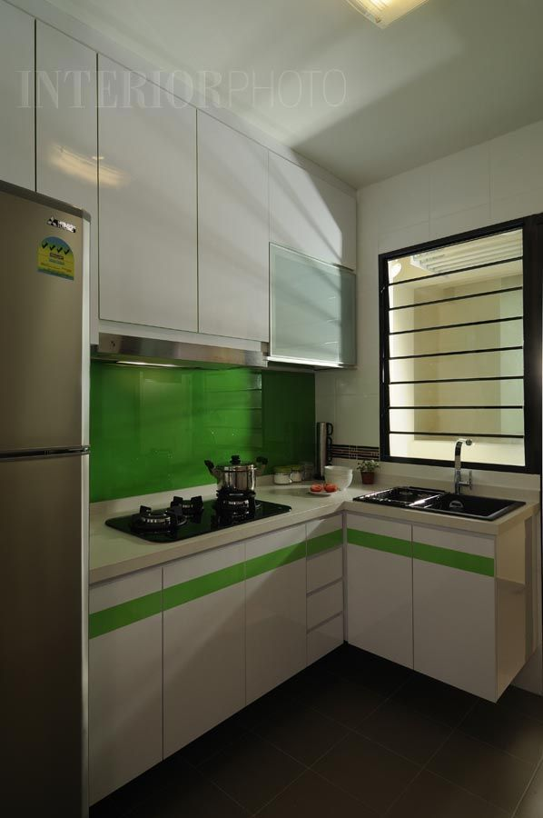 Kitchen Room Interior Design: Hdb 4 Room Flat - Google Search