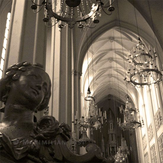 Augustinian Church in Vienna (Photo: Maximilian Just)