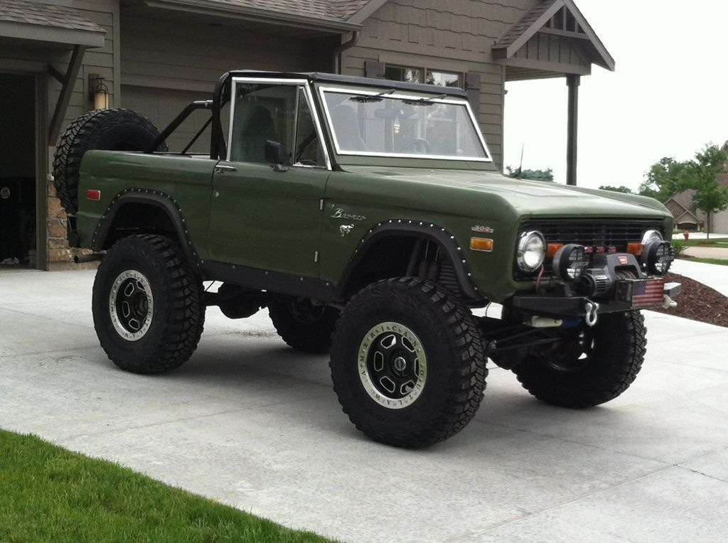 Pin by Kingofkings413 on Ford Bronco in 2020 Bronco